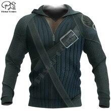 Cloud Strife 3d Printed Unisex hoodies hip hop Fashion Hooded Sweatshirt zip hoodies men for women drop shipping