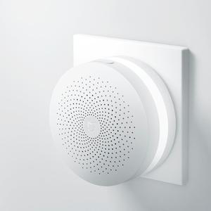 Image 2 - Original xiaomi mijia casa inteligente multifuncional gateway 2 sistema de alarme rádio em linha inteligente luz noturna sino samrt hub