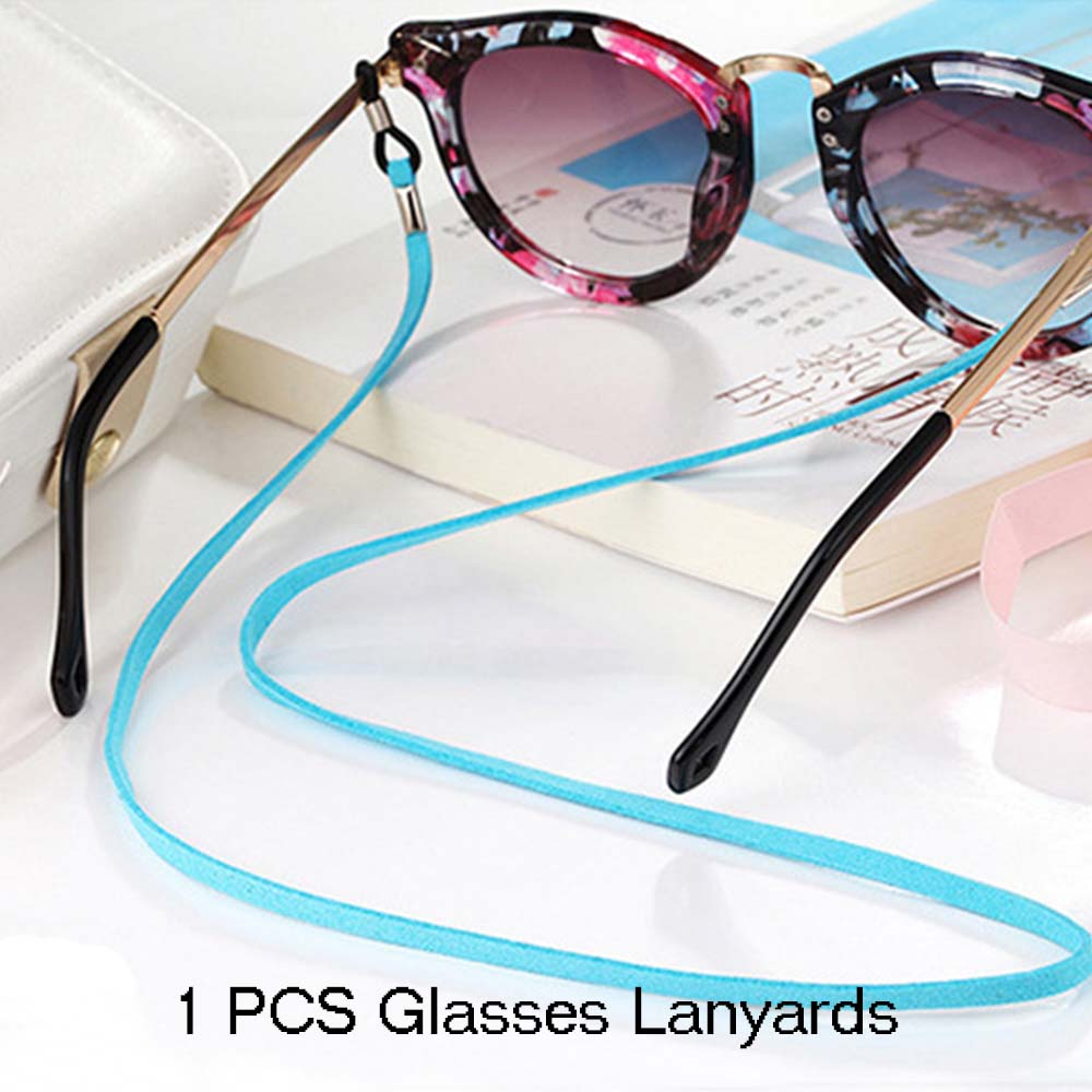 New Design High Elasticity Sunglasses Lanyard Strap Necklace Eyeglass Glasses Chain Cord Reading Glasses Strap Decoration
