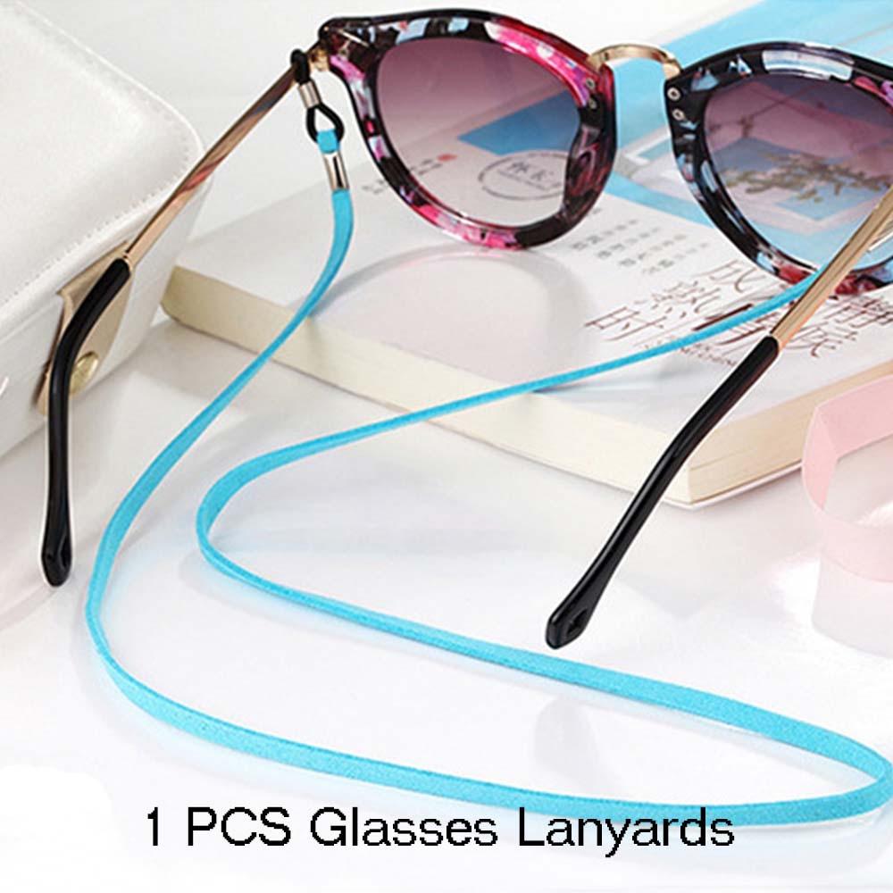 New Design High Elasticity Sunglasses Lanyard Strap Necklace Eyeglass Glasses Chain Cord Reading Glasses Strap Decoration