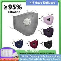 Respirator Mask Prevent Saliva DropletsTransmission Droplet Infection Dust Respirator PM2.5 Anti pollution Washable Reusable|  -