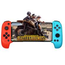 7007F Bluetooth wireless Gaming Phone Game Controller PUBG Control Game pad Joystick Gamepad Handle For Android IOS Smartphone(China)