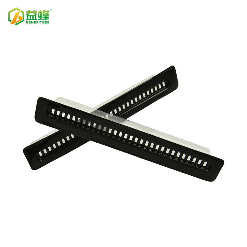 Yi Feng Black And White With Pattern Beetle Trapper Mites Catch Trap Collector Bees Beekeeping Eqiupment Beekeeping Tools Wholes