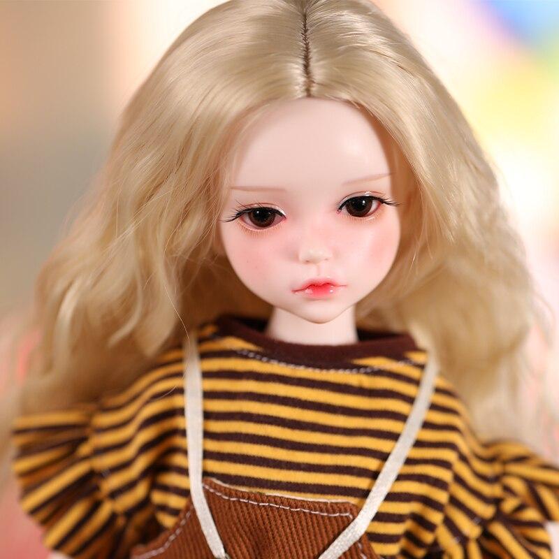 nova boneca bjd 16 boneca conjunto completo 04