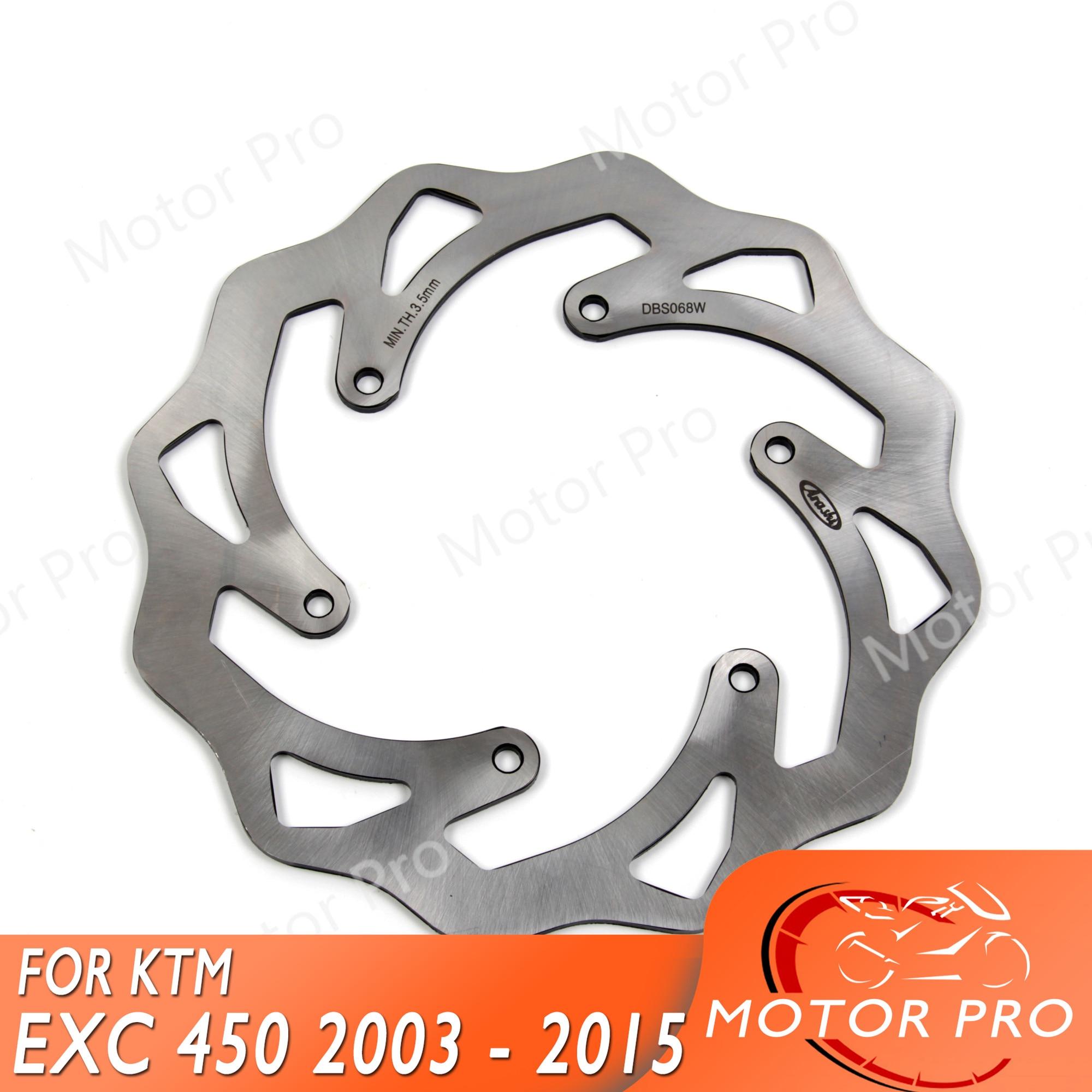 Front Brake Pads For KTM MXC450 Desert Racing 2004 2005 SX450 2003 2004 05 06
