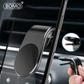 Автомобильный магнитный держатель для телефона, подставка для смартфона с креплением на решетку вентиляции и GPS для iPhone 11 Pro, 8, 7, 6, Samsung