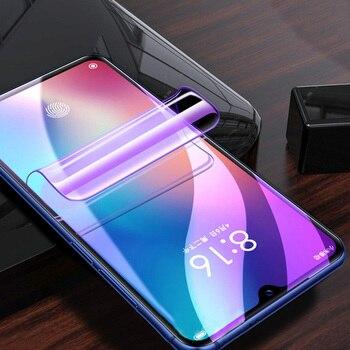 Перейти на Алиэкспресс и купить ДЛЯ Vivo Z5 V11 Neo IQOO Pro 5G Y93 Z1X 2.5D Премиум Защита для экрана Передняя Гидрогелевая пленка на Vivo не закаленное стекло