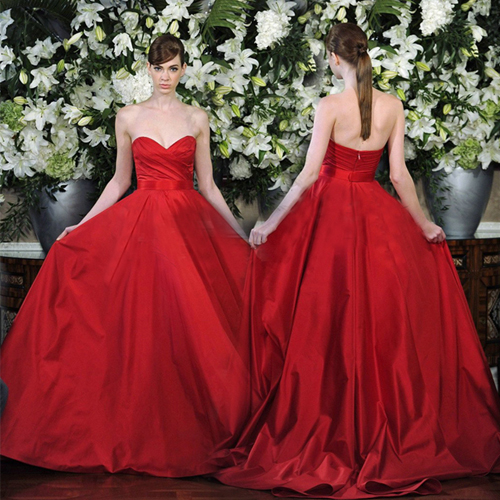 Free Shipping 2016 New Design Custom Special Occasion Evening Dress Sexy Sweetheart Red Satin Sashes Long Prom Dresses Ball Gown