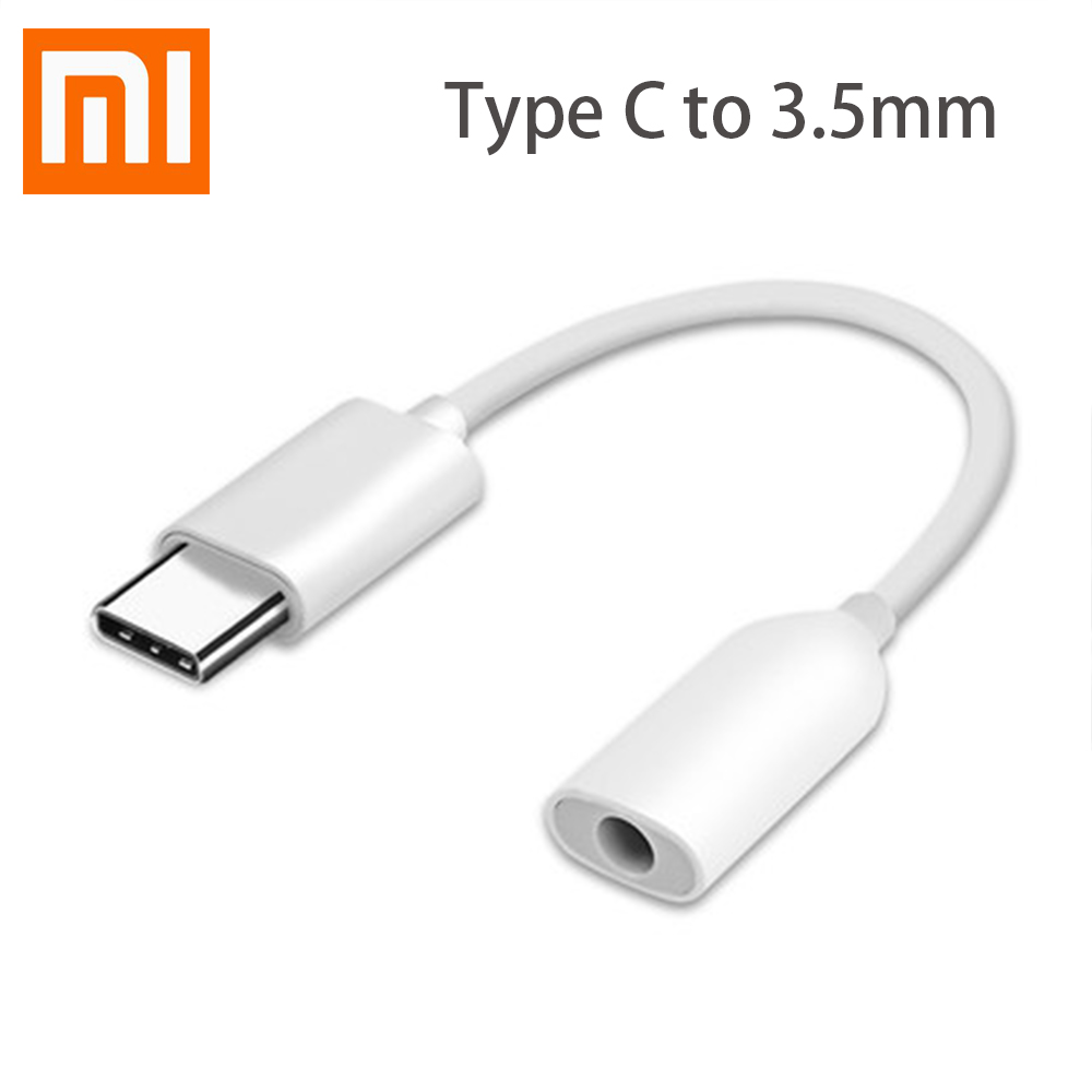 USB 3.1 TYPE C To 3.5MM Earphone Adapter Audio Cable Converter Oneplus 1+6T MW