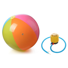 Colorful Inflatable Ball Balloons Swimming Pool Play Party Water Game Balloons Beach Sport Ball Fun Toys For kids