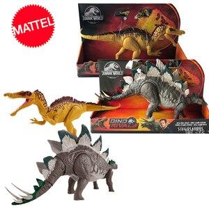 Image 1 - Originale 37 centimetri Jurassic World 2 Grande Competitivo Modello di Dinosauro Action Figure di Tyrannosaurus Giocattoli per I Bambini Drago Oyuncak