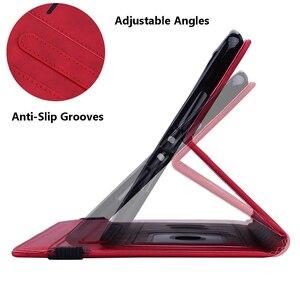 Чехол для Huawei MediaPad T5 10,1 11,5 дюймов премиум класса из искусственной кожи чехол книжка с подставкой Чехлы для планшетов и электронных книг      АлиЭкспресс