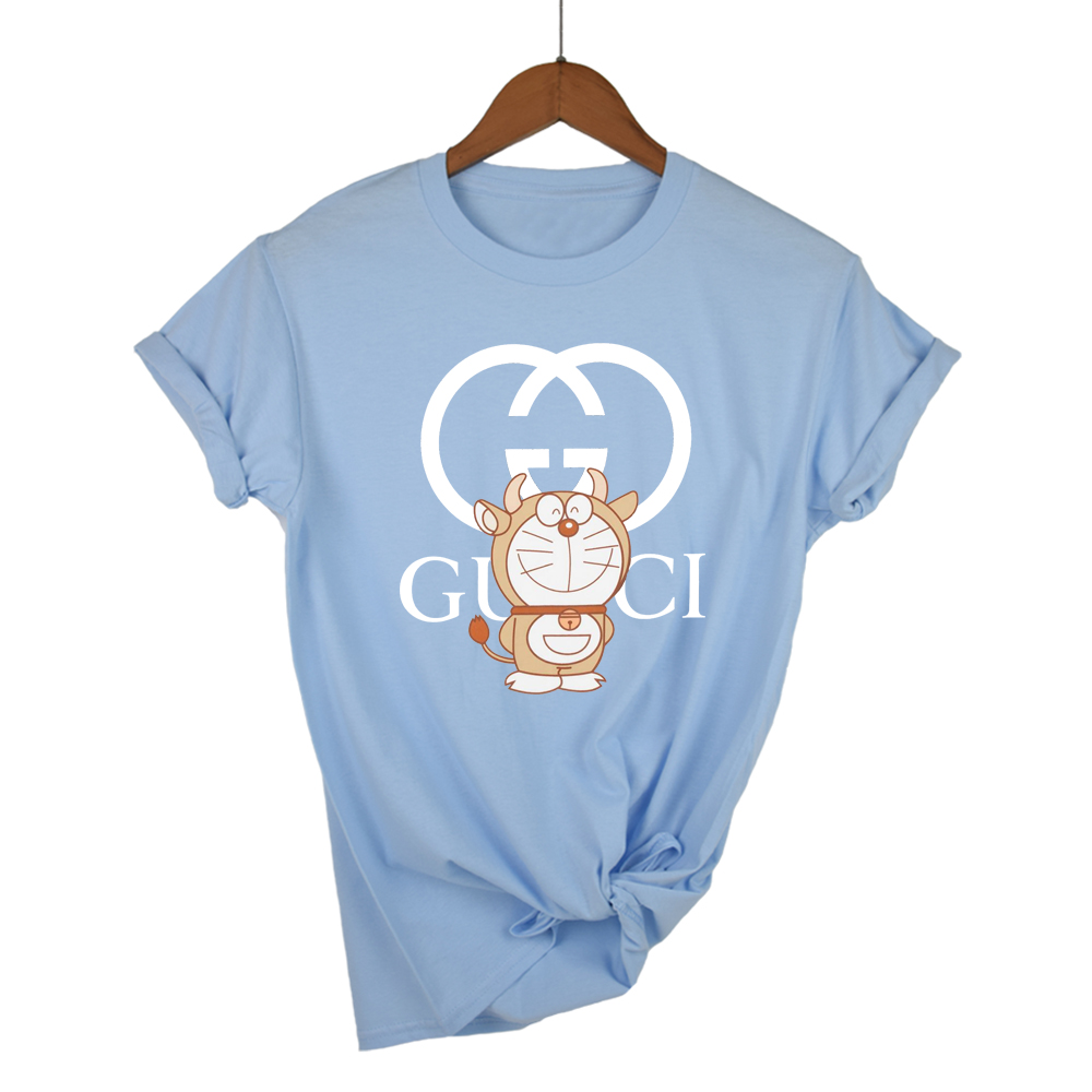 Women's 2021 cotton, summer and fashionable T-shirt, with letters, Harajuku, Korean version, 100%