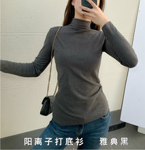 Осенне зимняя приталенная рубашка женская тонкая теплая блузка