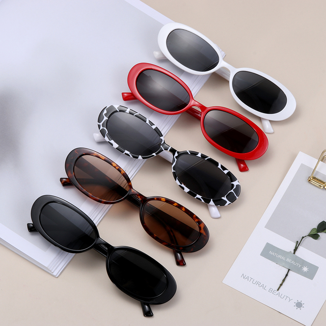 Women okulary Small Frame Sunglasses Cat Eye Sunglasses UV400 Sun Shades Glasses Street Eyewear fashion Sunglasses oculos gafa 2