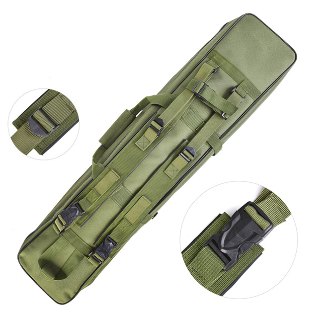 Lightweight Fishing Double-Shoulder Rod Bag X571G