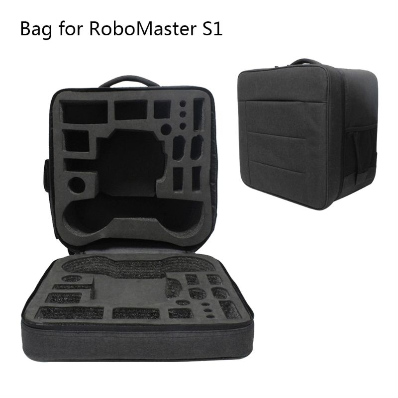 Portable Backpack Storage Bag Carrying Case Box For DJI RoboMaster S1 Accessory
