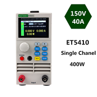Send From EU Professional Programmable Digital Electrical Load DC Load Electronic Battery Tester Load Meter 150V 40A 15A 400W
