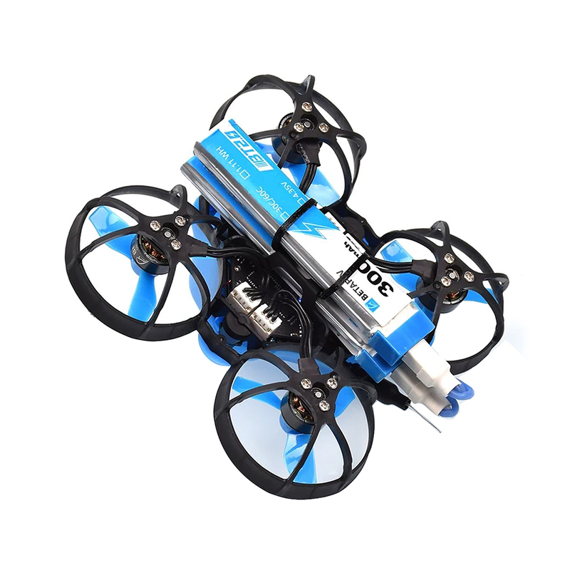BETAFPV Beta65X HD <font><b>2S</b></font> BWhoop 65mm 0802 14000kv Brushless <font><b>Motor</b></font> Whoop Drone with F4 AIO <font><b>2S</b></font> Flight Controller Nano HD Camera image