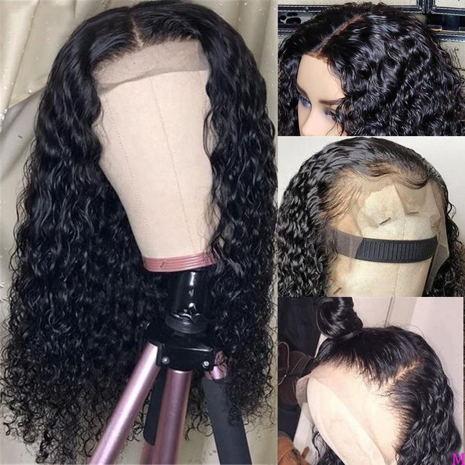 Парики из натуральных волос на 360 градусов, бразильские волосы, 30 дюймов, волнистые волосы на кружеве, 13x4 13x6 HD, прозрачные кружевные парики Remy