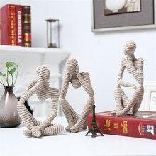 Home Decor Accessories Statues Creative Home Decor Office Office Sandstone Statues Decorative Figurines