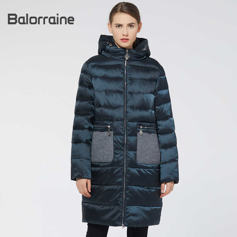 Abrigo grueso de invierno para mujer talla grande nuevo abrigo de invierno para mujer parka gruesa para mujer talla grande 5XL 6XL