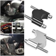 "Motorcycle Universal Handlebar Riser Bar Mount Handle Clamp Universal 28mm 1 1/8"" 22mm 7/8"" For Honda BMW YAMAHA Suzuki KTM"