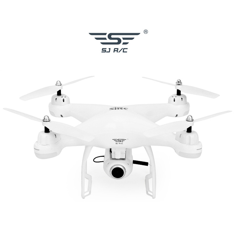 Shi Ji S20w Double GPS Automatic Follow Unmanned Aerial Vehicle Set High Positioning High-definition Wide-angle Webcam Quadcopte