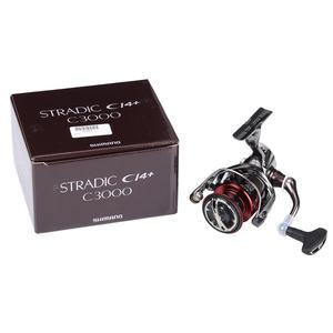Image 5 - SHIMANO STRADIC CI4 1000HG 2500HG C3000HG 4000XG Spinning Fishing Reel 6+1BB High Speed X Ship MGL ROTOR Saltwater Tackle