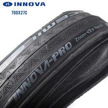 INNOVA – pneus de vélo de route 700 x 27C 700C, 120TPI, en Kevlar anti-perforation, ultraléger, 240g, Zoom Tech, 80 à 700 PSI, 115