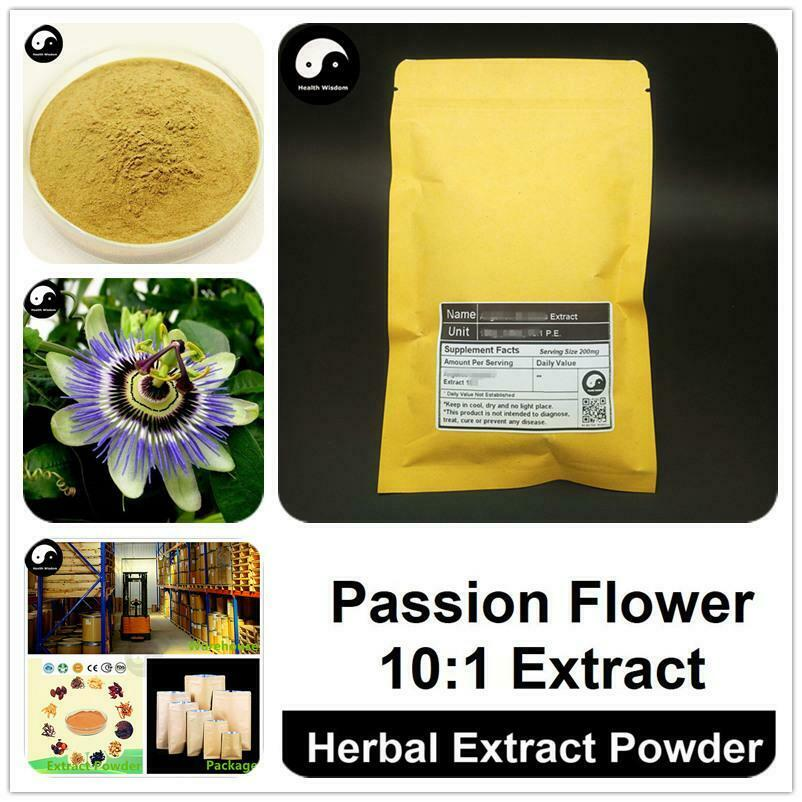 Passion Flower Extract Powder 10:1, Passiflora Coeruiea P.E.