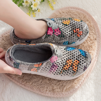 Original Slippers Women Croc Clog Shoes Winter Outdoor Classic Freesail Plush Shearling Lined Sneakers Winter Fur Garden Sandals 2