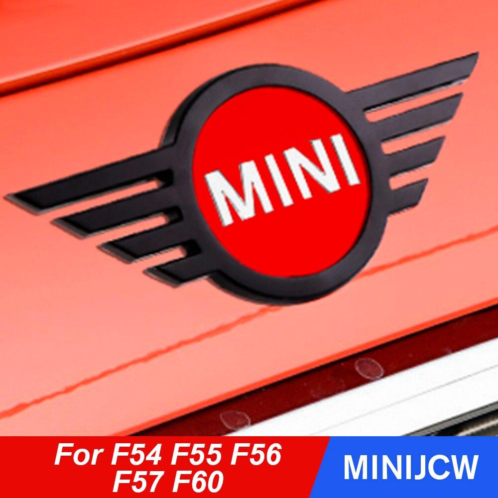 mini capas adesivas para porta malas decoracao de logotipo porta malas mini cooper jcw s f54