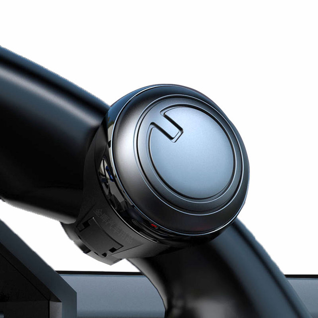 Universal Car Steering Wheel Booster ABS In Rolling Handle Control Spinner Steering Wheel Knob Strengthener Spinner Knob Ball 4