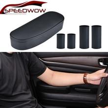 Mat Car-Elbow-Support Storage-Box Hand-Armrest Anti-Slip Left SPEEDWOW for Adjustable