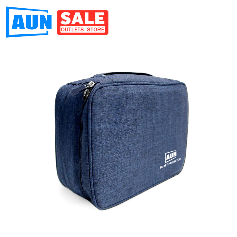AUN Led Projector Original Storage-Bag For C80 For Vip Customer Mini Projector (upgrade The Aun Bag In The Detail) Sn02