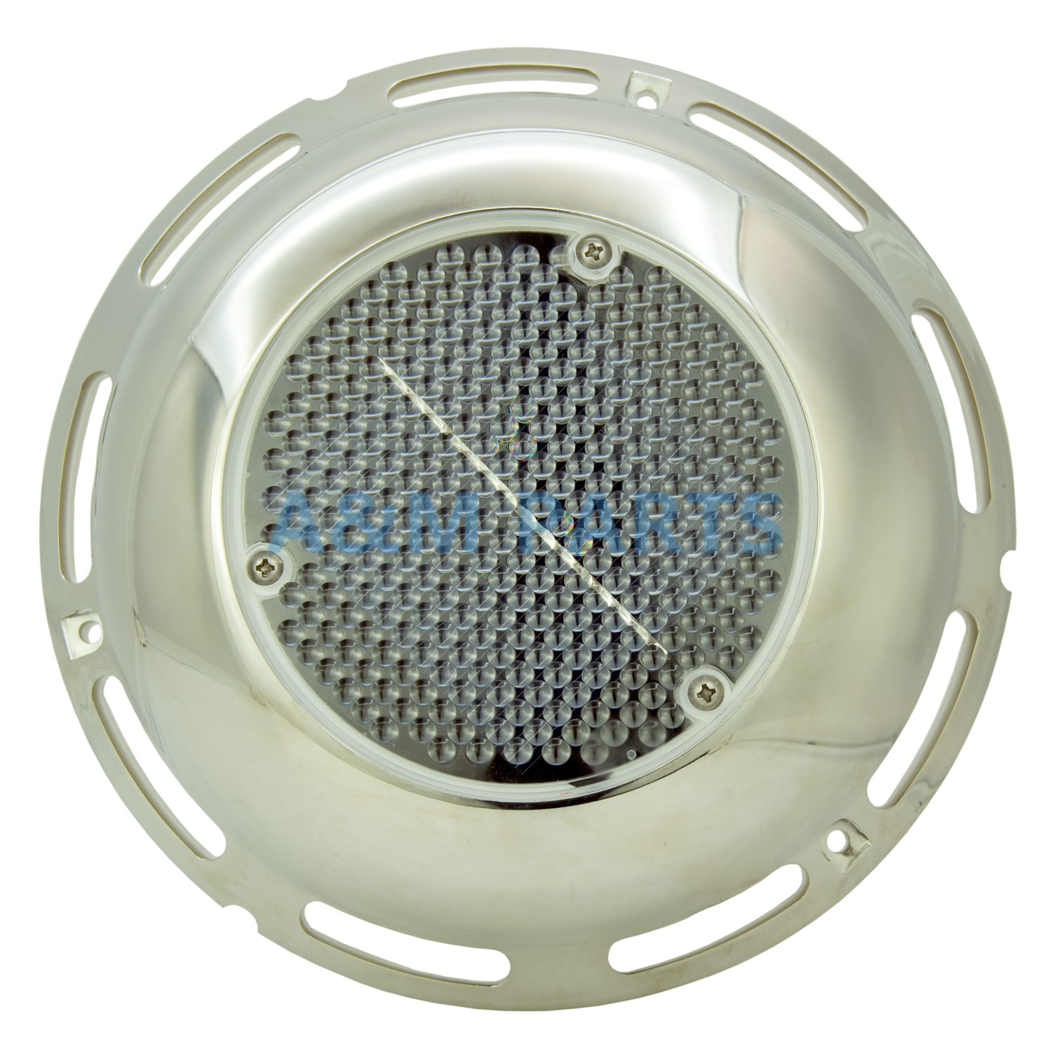 Solar Powered Ventilators Caravan RV Boat Exhaust Intake Fan Air Vent W/ Battery Switch Stainless Steel Cover