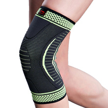 Li Ning sports knee pads male and female joint protection protective gear лонгслив спортивный li ning li ning li004ewcotf1