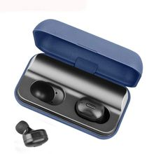 Bluetooth Earphone TWS T1 Pro Headset 5.0 Wireless Earbuds 3D Stereo Handsfree With Mic Earphones Waterproof Charging Box E65A mini real wireless earphones t1 tws bluetooth v5 0 earbuds hi fi stereo sound earphone call reminder portable headset with mic