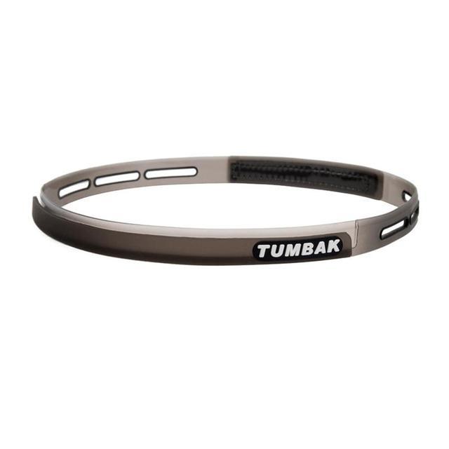 Sweat Guiding Belt Head Sweatband Headband Silicone Unisex Unisex Sports Sports Fitness 1