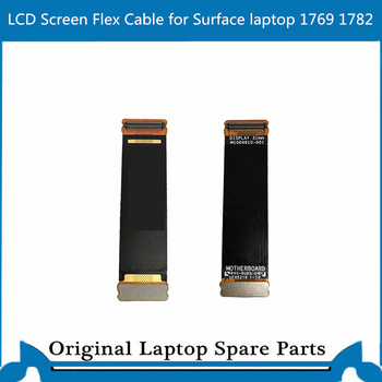 цена на Original LCD Screen Flex Cable for Miscrosoft Surface laptop 1769 1782  LCD Flex Cable Conector MotherboardM1004910-001