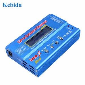 Image 3 - KEBIDU  iMAX B6 Lipro NiMh Li ion Ni Cd RC Battery Balance Digital Charger for NiMH NiCd Battery 60W Max