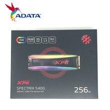 ADATA XPG S40G 512GB 256GB 1TB RGB 3D NAND PCIe Gen3x4 NVMe 1.3 M.2 2280 Internal SSD