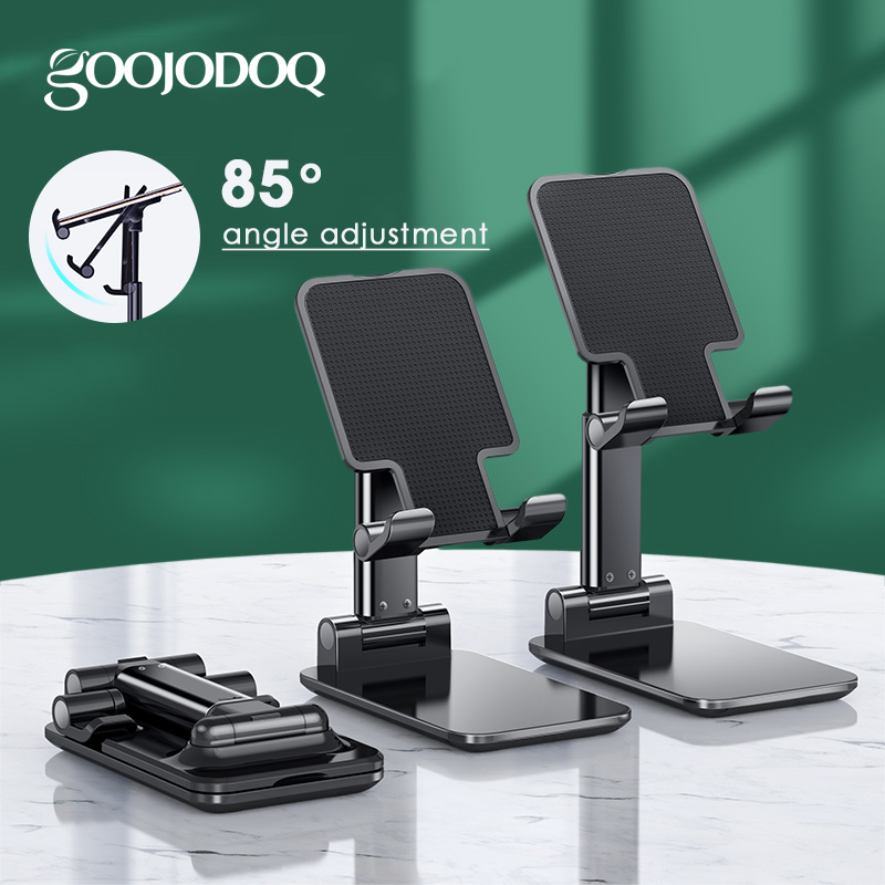 GOOJODOQ for iPad Stand Holder Phone Mini Adjustable Soporte Tablet Holder Stand for ipad 10 2 10 5 Pro 11 2020 Mini Bracket