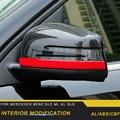 Für Mercedes Benz GLE Rot Lenkrad Tasten Rahmen Abdeckung Trim Auto Innen Änderung Zubehör-in Kfz Innenraum Aufkleber aus Kraftfahrzeuge und Motorräder bei