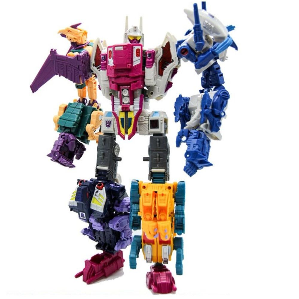 AOYI H6002 G1 Transformation Action Figure Toys Cutthroat Rippersnapper Abominus Blot Movie Model PVC Deformation Robot For Kids