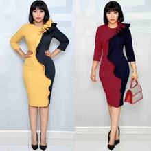 african dresses for women 2019 new african jumpsuit bazin riche red dress africaine femme ankara dress designer plus size