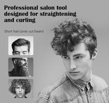 Flat Iron  LED Hair Straightener