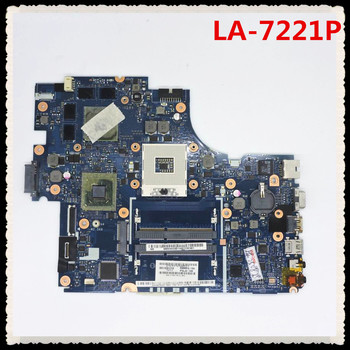 For Acer aspire 5830 5830T Laptop motherboard P5LJ0 LA-7221P MBBUV02001 PGA989 HM65 With graphic card full test