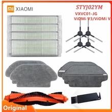 Mop Cloth Robot Vacuum-Cleaner Viomi V2 Styj02ym/conga Spin-Brush HEPA-FILTER-ROLLER